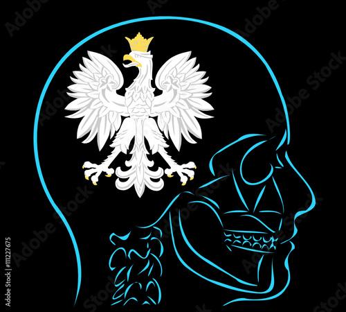 myśl i godło Polski
