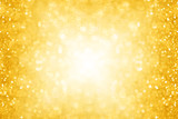 Fototapety Abstract golden glam sparkly party background