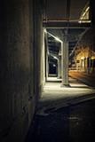 Fototapety Dark City