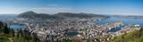 Bergen Panorama, Norway.