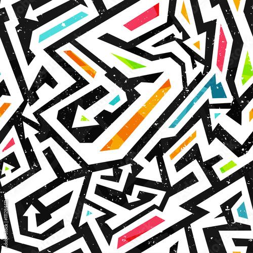 wzor-graffiti