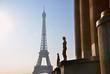 Eiffell tower awakening