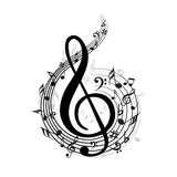 Music Note - 111399229