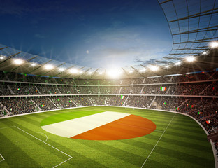 fototapeta stadion Irlandia