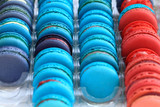 color macaroon background