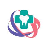 Dental Care Logo Vector Icon