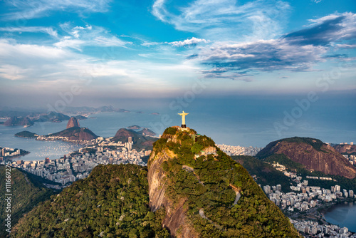 Zdjęcia na płótnie, fototapety na wymiar, obrazy na ścianę : Rio De Janeiro Landscape