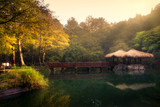 The elder Sister pond in Alishan