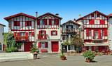Village typique du pays basque