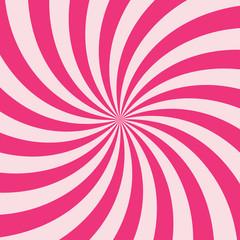 Swirling radial vortex background