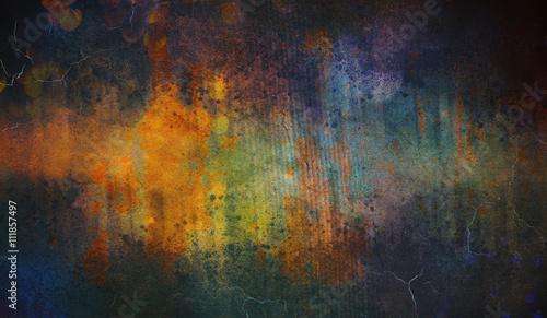 Grunge texture © Kevin Carden
