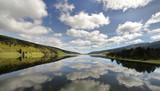 Fototapety Lac des Rousses