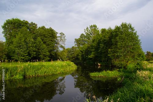 Fototapeta Rzeka Grabia
