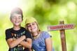 children in summer camp