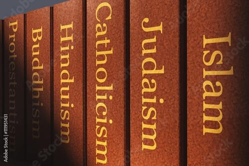 Weltreligionen - Bücher