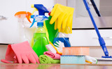 House cleaning concept - 111955658