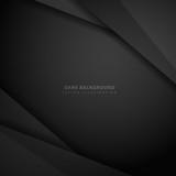 dark abstract background - 111986410