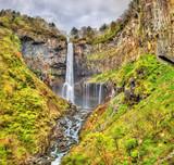 Fototapety Kegon Falls, one of highest waterfalls in Japan