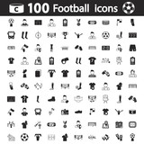 football icon set