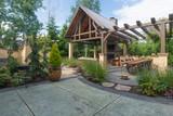 Luxurious Backyard - 112055656