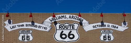 Papiers peints Route 66 Route 66 sign in Williams, Arizona