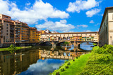 Florence, Ponte Vecchio (Tuscany, Italy) - 112156423