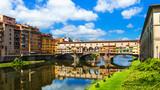 Florence, Ponte Vecchio (Tuscany, Italy) - 112156431