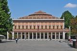 Reggio Emilia, il teatro Municipale