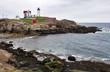 Cape Neddick and Nubble Island, Maine