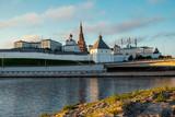 Kremlin in Kazan town. Russia - 112188039