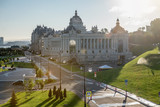 Building of the agriculture minostry in Kazan. Russia - 112188057