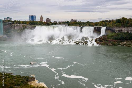 Niagara Falls Photo by Sergey Pesterev