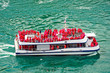 Ferry in the Niagara River