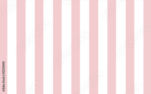 Pink And White Stripe Wallpaper Backdrop