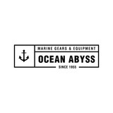 Vintage nautical logo, Retro design element