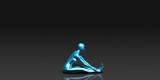 The Seated Forward Bend Yoga Pose