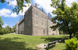 Panoramic image of Palace of the Duques of Braganca, Guimaraes P