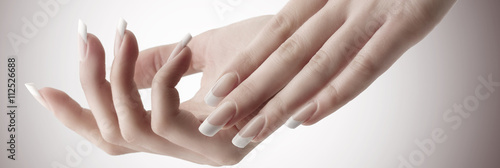 Poster Nail design
