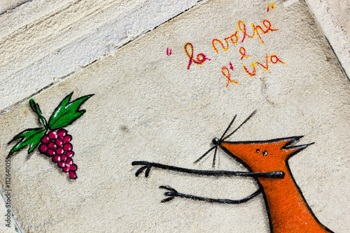 Street Art in Palermo, Italy - 112640055