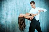 Fototapety tango dancing