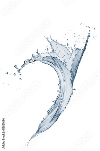 splashing water - 112821434