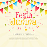 festa junina brazil festival holiday background