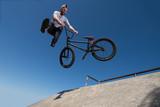 BMX Bike Stunt bata ogonowa