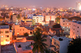 BANGALORE, INDIA - Dec 14: Bangalore city in India on Dec 14, 2015,Bangalore is known as the