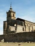 Monasterio de Santa María de Carracedo ,antigua abadía,  siglo X de las  órdenes benedictina y cisterciense. Ubicado en el municipio de Carracedelo, El Bierzo, León,  España