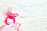 Pink dummy