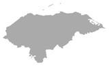 Map - Honduras