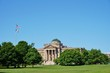 The campus of Iowa State University in Ames, IA