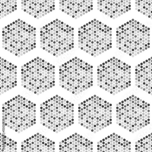 Fotobehang Pop Art seamless pattern vector
