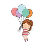 balloons party design